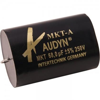 Audyn Cap Condensateur MKT Axial 250V. 10.0 µF