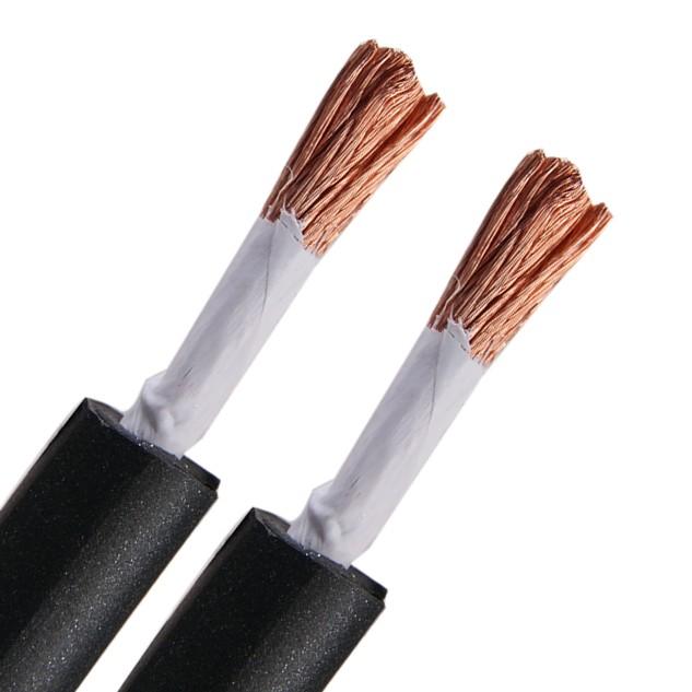 ELECAUDIO HP-25OCC Câble HP OCC / OFC Isolé PTFE 2x4.8mm² Ø 7.5mm