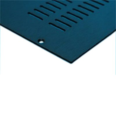 HIFI 2000 Capot Aluminium pour Boîtier GALAXY GX147-187 Noir