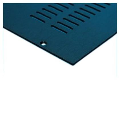 HIFI 2000 Capot Aluminium pour Boîtier GALAXY GX143 (Black)