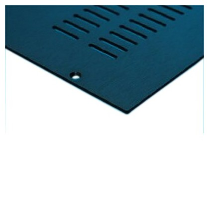 HIFI 2000 Capot Aluminium pour Boîtier GALAXY GX148-183 (Black)