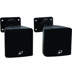 DAYTON AUDIO SAT3B Satellite Speakers 10W 8 Ohm 83dB 130Hz - 20kHz Ø9cm (Pair)