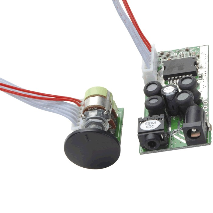 DAYTON AUDIO DTA-2 Module amplificateur Stereo Classe T 15W / 8 Ohm