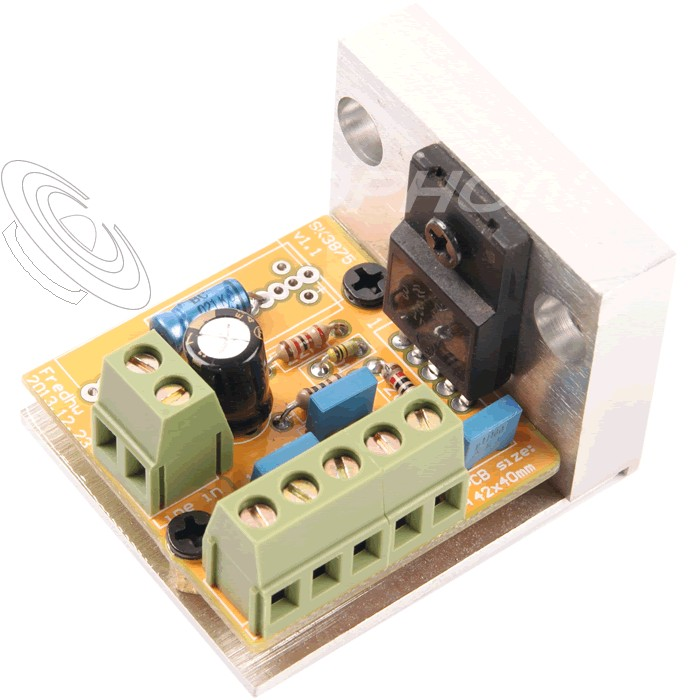 MA-SK01 Modules amplificateur SK3875 mono 50W