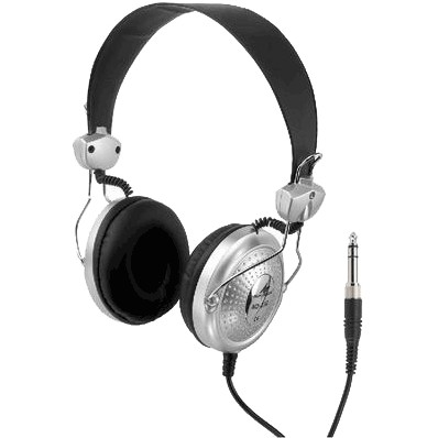 MONACOR MD-350 Dynamic Stereo Headphones