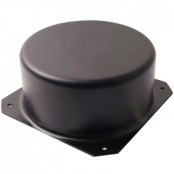 Shielding plate for toroidal transformer 120x65mm
