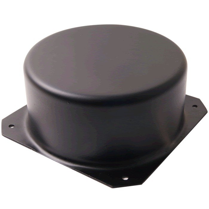 Shielding Metal Cover for Toroidal Transformer 120x65mm