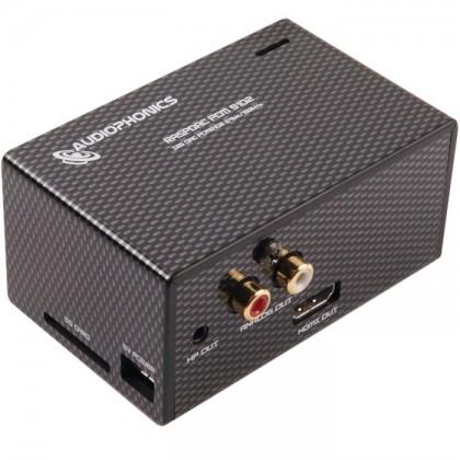 Audiophonics RASPDAC DAP 24/192khz starter kit
