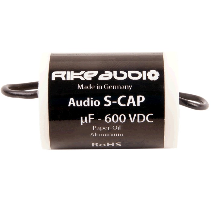 RIKE AUDIO S-CAP Oiled Paper Capacitor 0.047µF