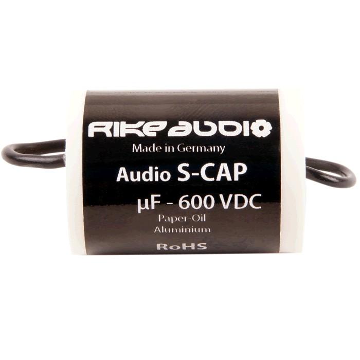 Rike Audio S-Cap Condensateur Papier Huilé 600V 0.22µF