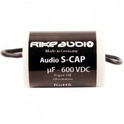 Rike Audio S-Cap - Condensateur Papier Huilé 600V 0.47µF