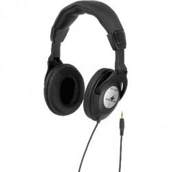 MONACOR MD-4600 Casque audio stéréo noir