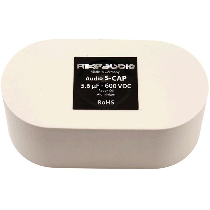 Rike Audio S-Cap - Condensateur Papier Huilé 600V 22.0µF