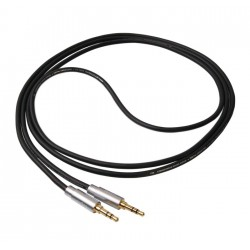 1877 PHONO Zavfino Hemi-HP Graphite Headphone Cable Jack 3.5mm / Jack 3.5mm 2.0m