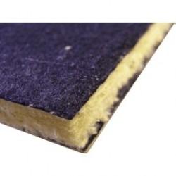 Amortissant bitume + mousse coton autocollant 12mm