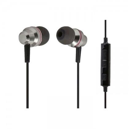 IEM-116 Casque Audio intra-auriculaire avec micro et controle Android