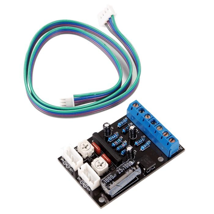 TEK Module de controle pour vu-mètre stéréo TA7318P