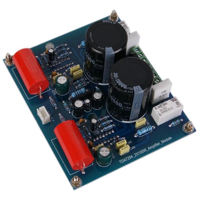 AUDIOPHONICS XDA019 - Module Amplificateur TDA7294 2x100W