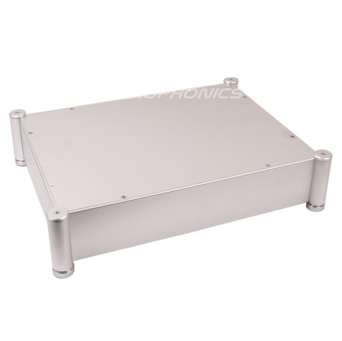 Boîtier DIY 100% Aluminium 430x330x95mm