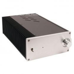 Boîtier DIY pour Amplificateur 100% Aluminium 311x194x90mm