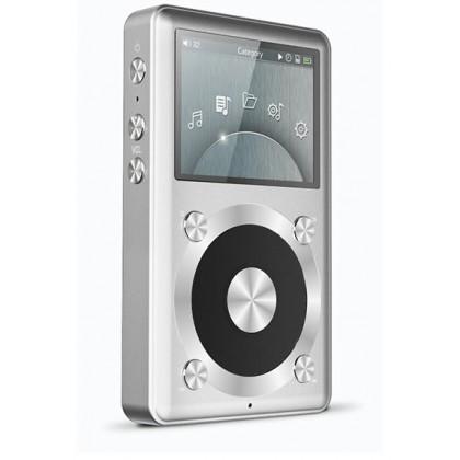 FiiO X1 DAP Baladeur Numérique Audiophile 24/192kbs PCM5142 Silver