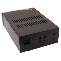 Boîtier DIY pour Amplificateur 100% Aluminium 311x220x90mm