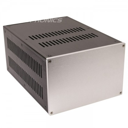 Boîtier DIY 100% Aluminium 311x221x150mm