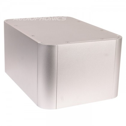 DIY Box 100% Aluminium 316x216x60mm