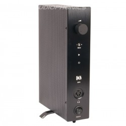 KINGSOUND MP-10 Amplifier for Electrostatic Headphone Black