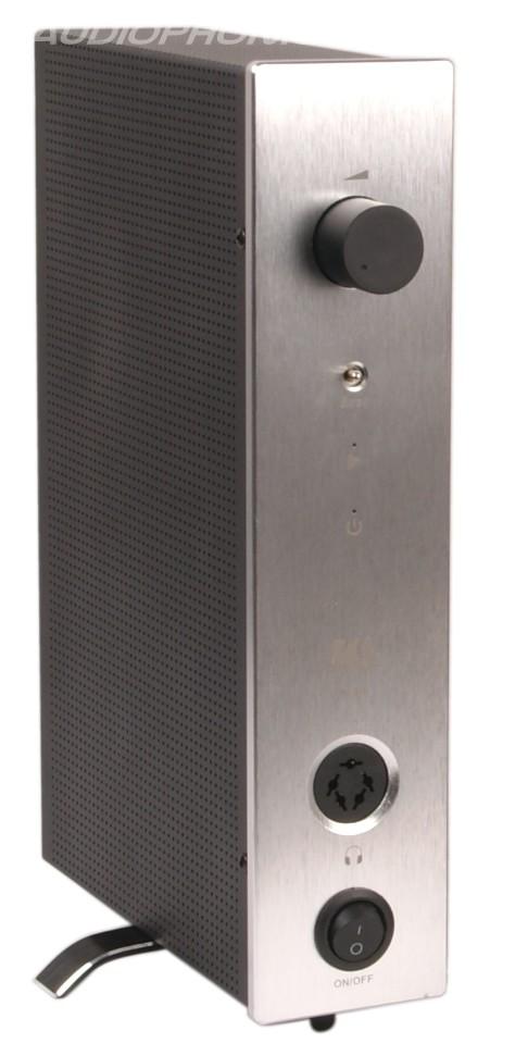 KINGSOUND M-10 Amplifier for Electrostatic Headphone Silver