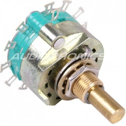 ELECTROSWITCH C4D0206N-A 6x2 Rotary Switch