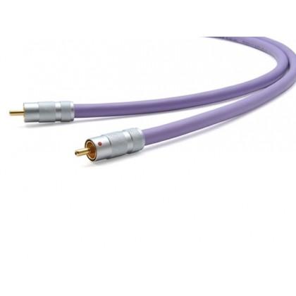 OYAIDE PA-02TR Câble de Modulation RCA Plaqué Or 24K 0.7m