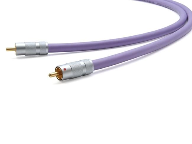 OYAIDE PA-02TR Câble de Modulation RCA Plaqué Or 24K (La paire) 0.7m