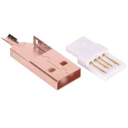 Connecteur USB mâle Type A