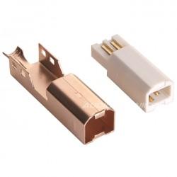 Connecteur USB mâle Type B