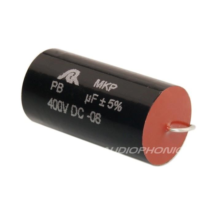 SCR MKP - Condensateur axial Polypropylène 400V 1.8µF 5%