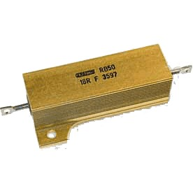 INTERTECHNIK Resistor 50W 8.2 Ohm