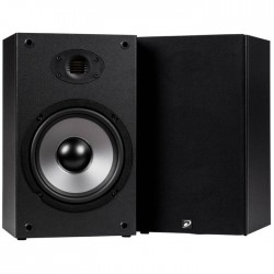 DAYTON AUDIO B652 AIR Bookshelf Speakers with AMT Tweeter (Pair)
