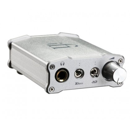 ifi Audio iDSD Nano DAC / Headphone Amplifier PCM DSD XMOS 32bit/384kHz