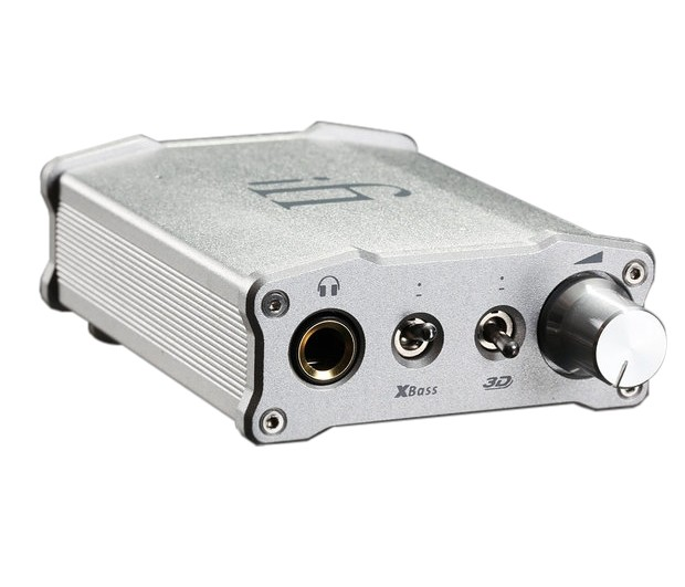 ifi Audio Nano iCAN Headphone Amplifier X-BASS
