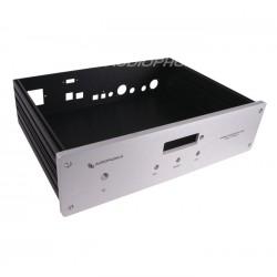 Boîtier U-Sabre ES9018 & Raspberry Pi B Aluminium 330x230x80mm