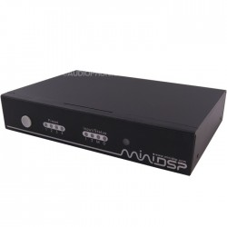 MiniDSP nanoAVR DL processeur Audio HDMI/USB/Ethernet