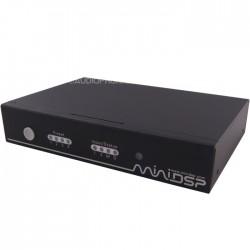 MiniDSP nanoAVR DL processeur Audio HDMI/USB/Ethernet