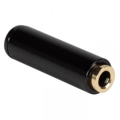 Connecteur Jack 3.5mm Stéréo Plaqué Or 24k Ø 4mm (Unité)