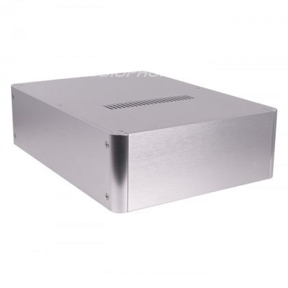 DIY Box 100% Aluminium 320x240x90mm