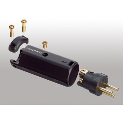 FURUTECH FP-601M (R) Connecteur XLR Mâle Plaqué Rhodium