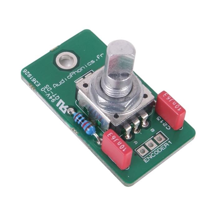 AUDIOPHONICS Kit DIY Module Encodeur rotatif / volume CS3318 6ch Arduino