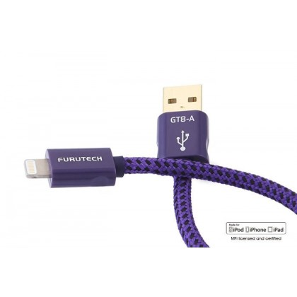 FURUTECH ADL ID8-A Apple lightning plug to USB A 1m