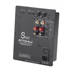 ATOHM S500 ICE POWER Module amplificateur Class-D Subwoofer 500W