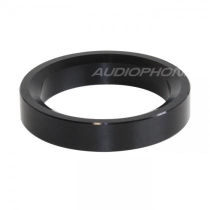 Aluminium Ring for vacuum tube Ø 34mm Black (Unit)